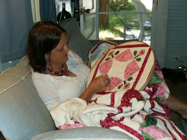 About Forest Beach Cottage Quilts